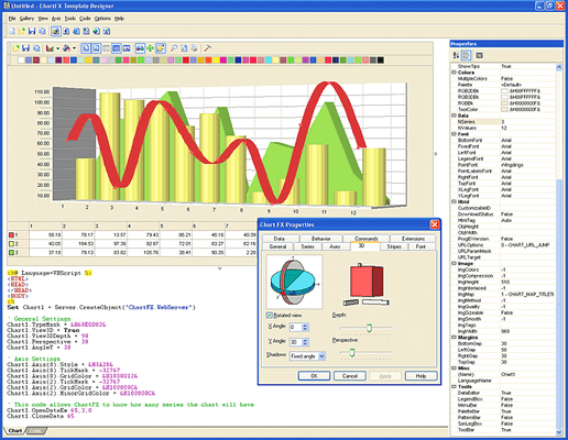 Chart FX for COM Image