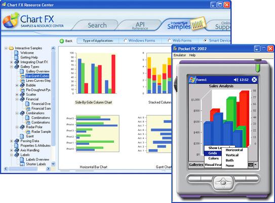 Chart FX for Lite for .NET Image