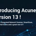 Introducing Acunetix Version 13 !